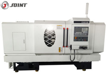 250mm Sleeve With 11KW Spindle Motor Flat Bed Slant Bed Vertical Machine CNC Lathe CNC Turning Axial Parts